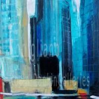 New York NR3566A 6 Figure: 16.25 in. x 13 in. Conchita Conigliano Oil on Canvas | Nolan-Rankin Galleries - Houston