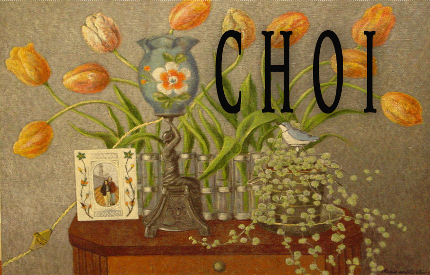 Marie-Amelie Choi   Nolan-Rankin Galleries - Houston