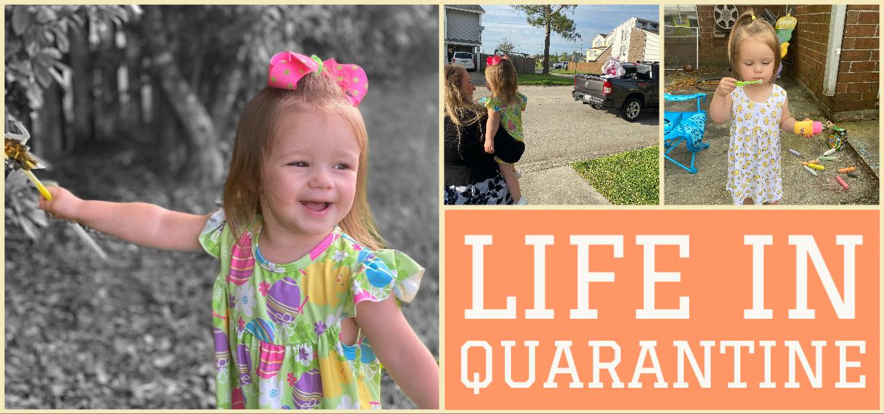 Life in Quarantine is Fantastic 4 Life in Quarantine is Fantastic