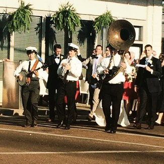 Secondline Parades