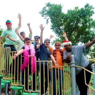 The Swing Setters - New Orleans Children's Music