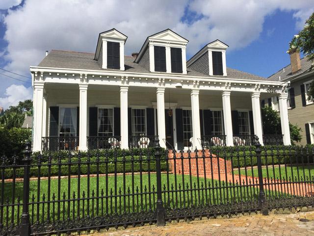 Garden District Tour New Orleans Architecture Tours