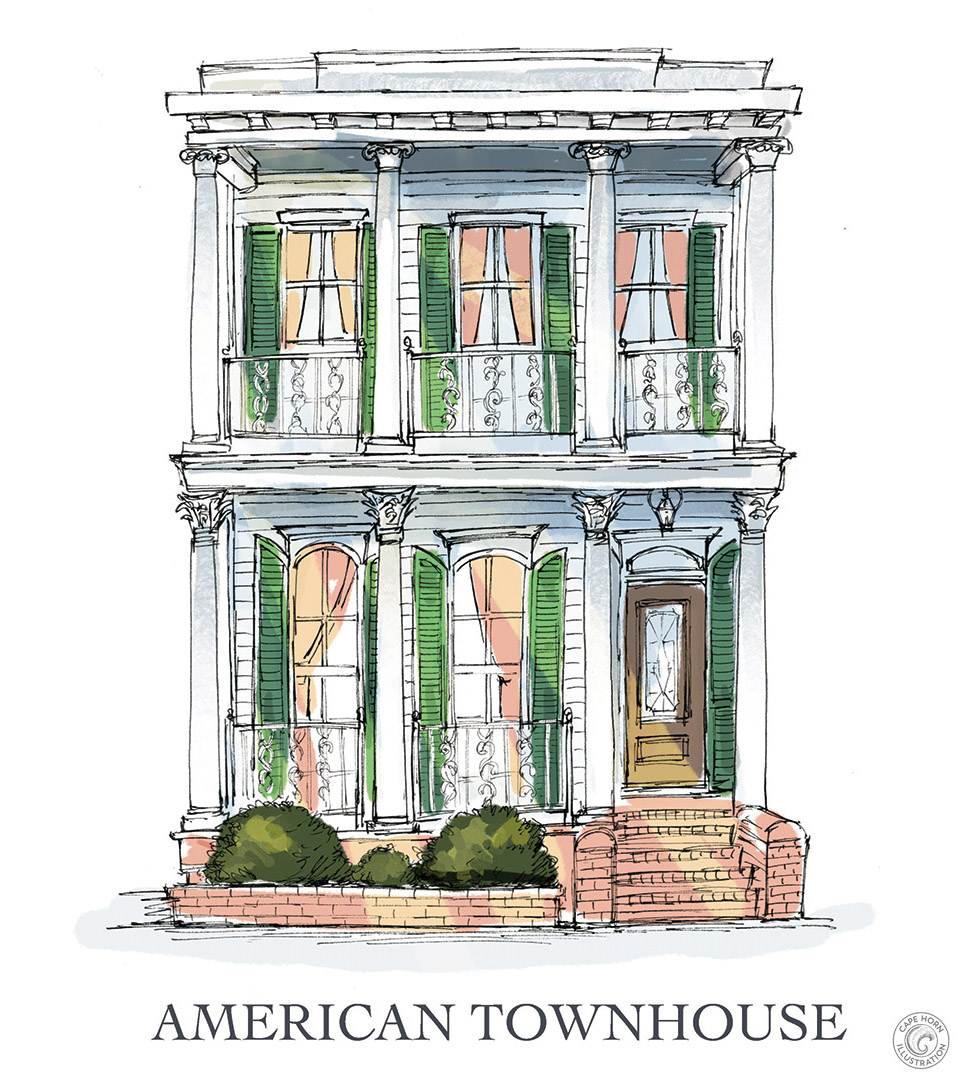 New Orleans Architecture Tour S Guide To New Orleans Houses New Orleans Architecture Tours