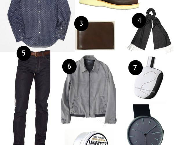 Nolcha Monday Must Have - Guys Night Out