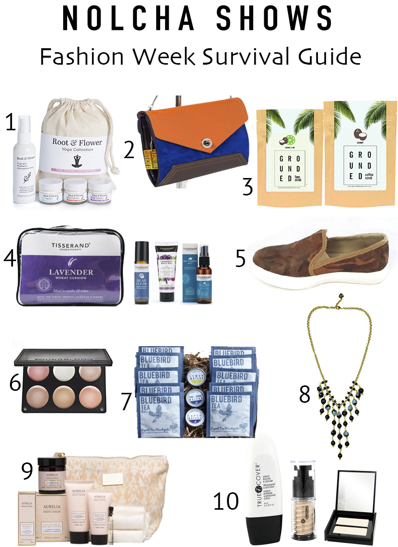 Fashion Week Survival Guide MMH
