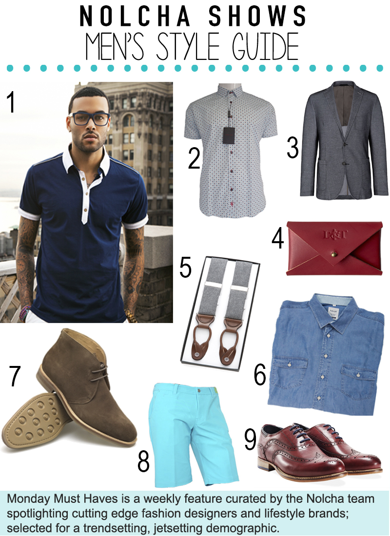 MMH Mens Style Guide