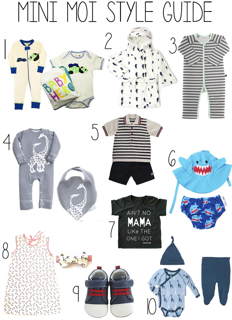 Monday Must Haves Mini moi