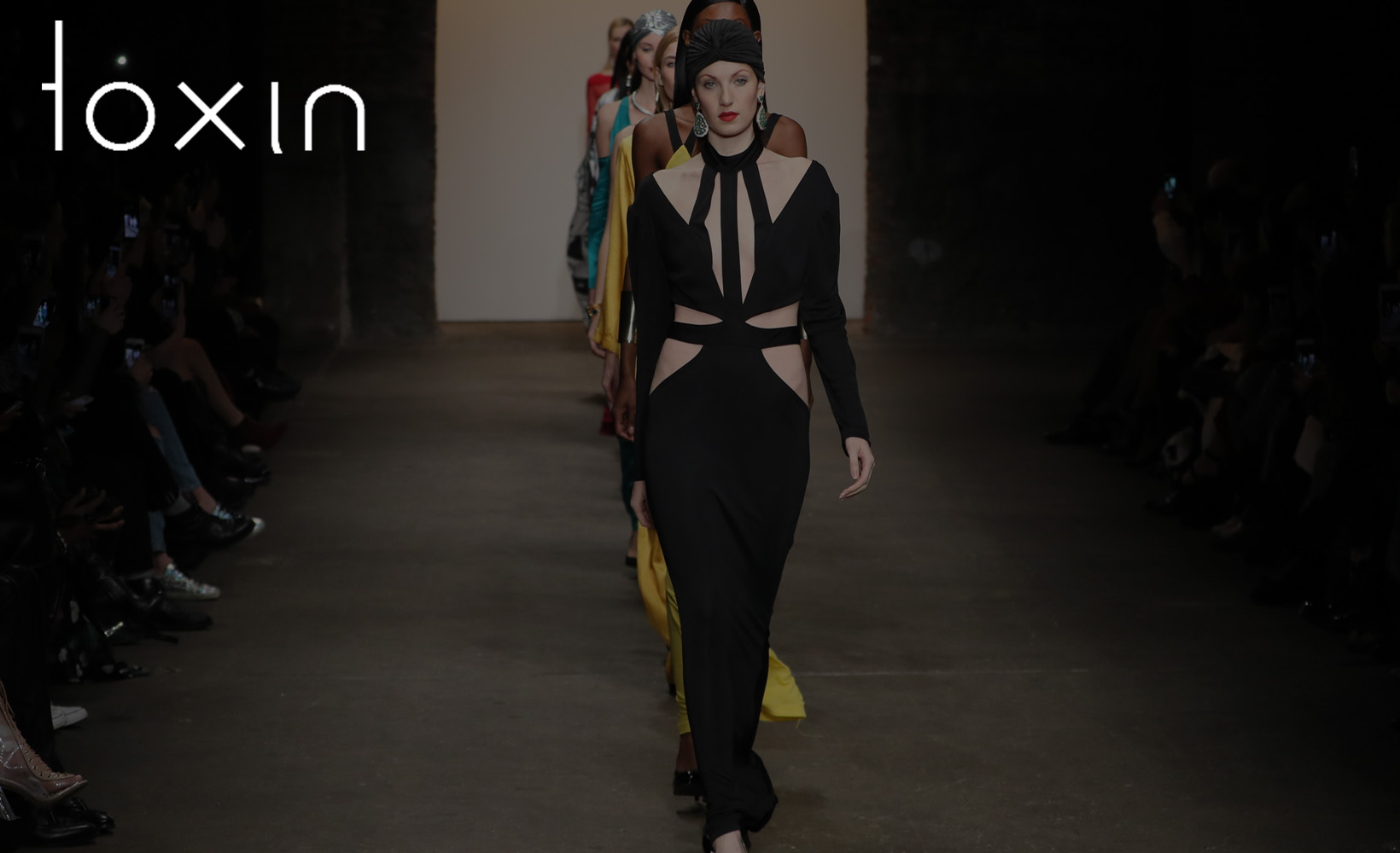 low priced 9bb53 7790c ... Toxin Magazine will be joining as an Official Media Partner for the  Nolcha Shows Spring Summer 2018 season taking place during New York Fashion  Week.