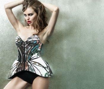 Leka Nolcha Fashion Week New York