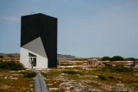 Fogo Island artist residence