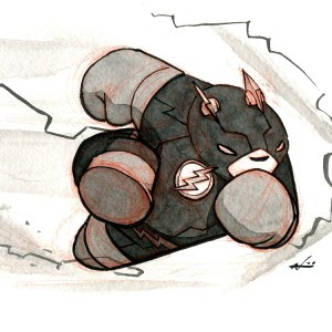 Flash Panda