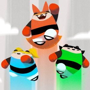 Powerpuff Pandas