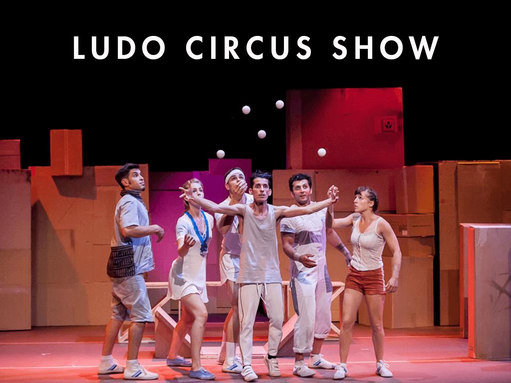 Ludo Circus Show