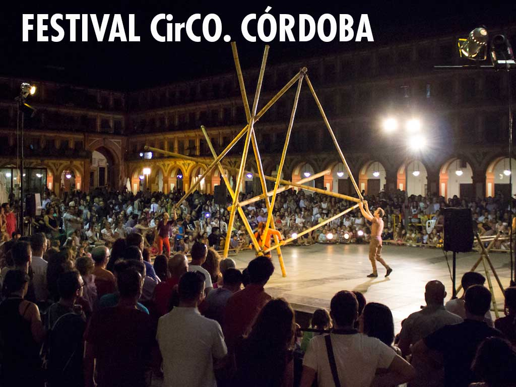 Festival CirCO. Córdoba
