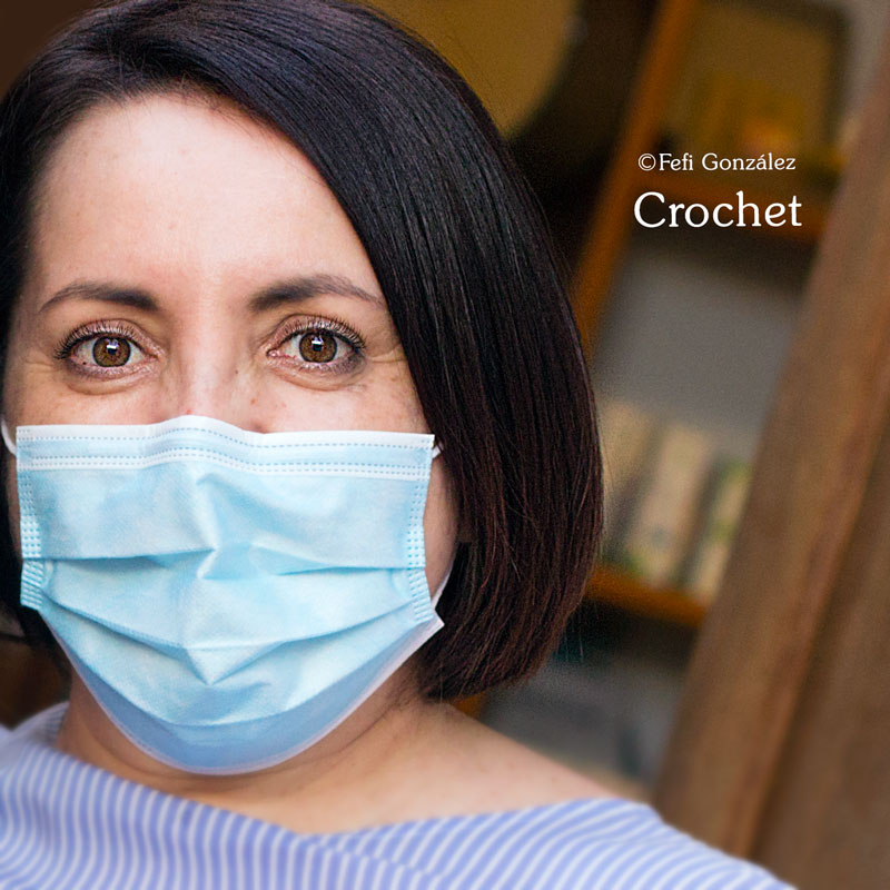 Retrato de Fefi González Crochet