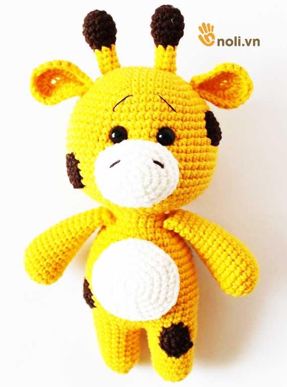 Học cách móc hươu Giraffe xinh xắn, dễ thương
