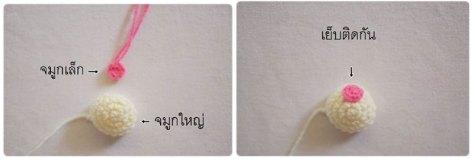 Hướng dẫn móc mẫu hổ vằn tinh nghịch của tác giả Orange Amigurumi