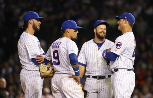 The Cubs could be losing the majority of their talented infield in 2022.
