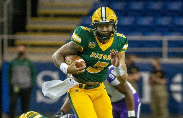 Trey Lance is one of the most physically talented quarterback prospects in the last few years.