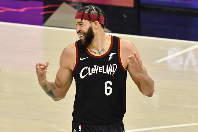 JaVale McGee (All rights reserved.)
