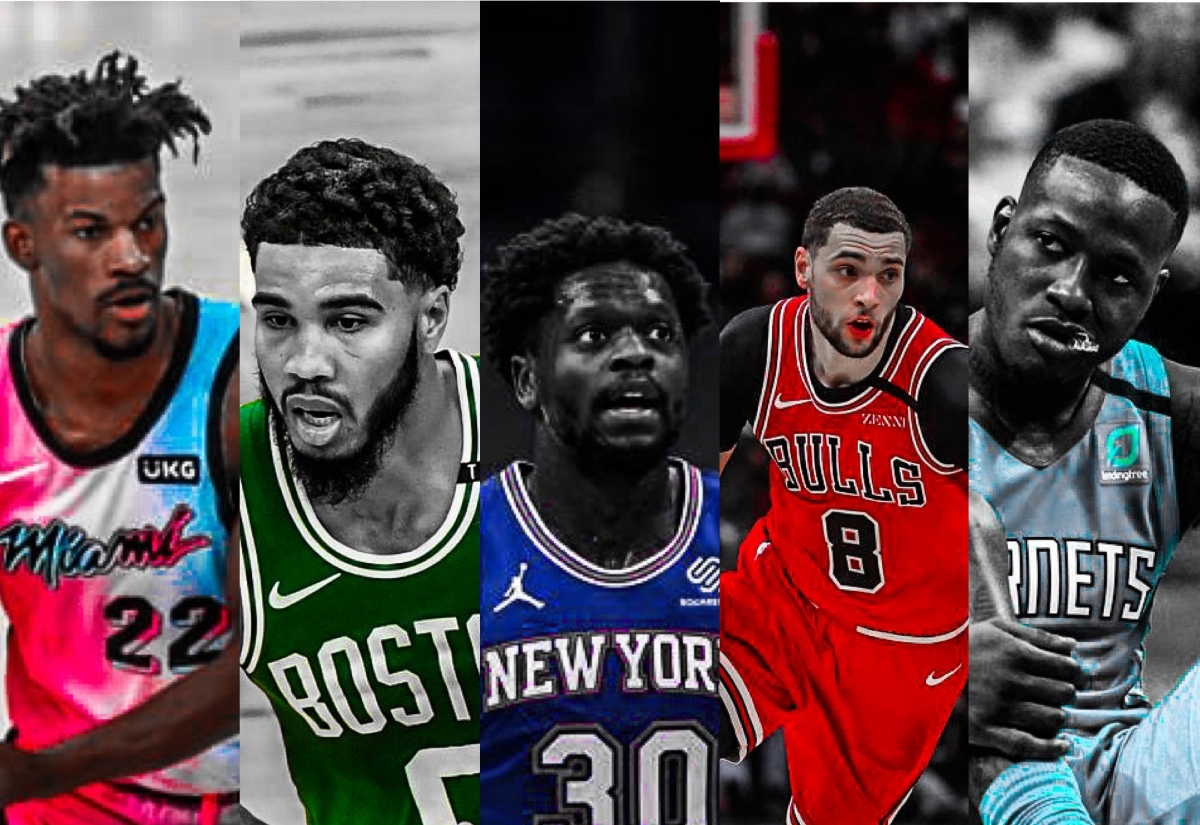 Examining the Eastern Conference's Race to the Playoffs