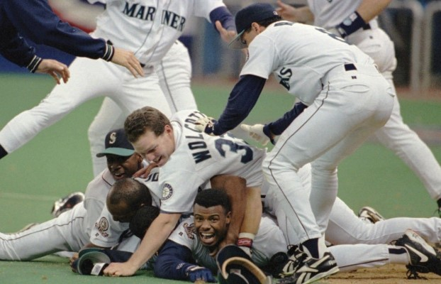 The most famous Mariners season ever is probably 1995.