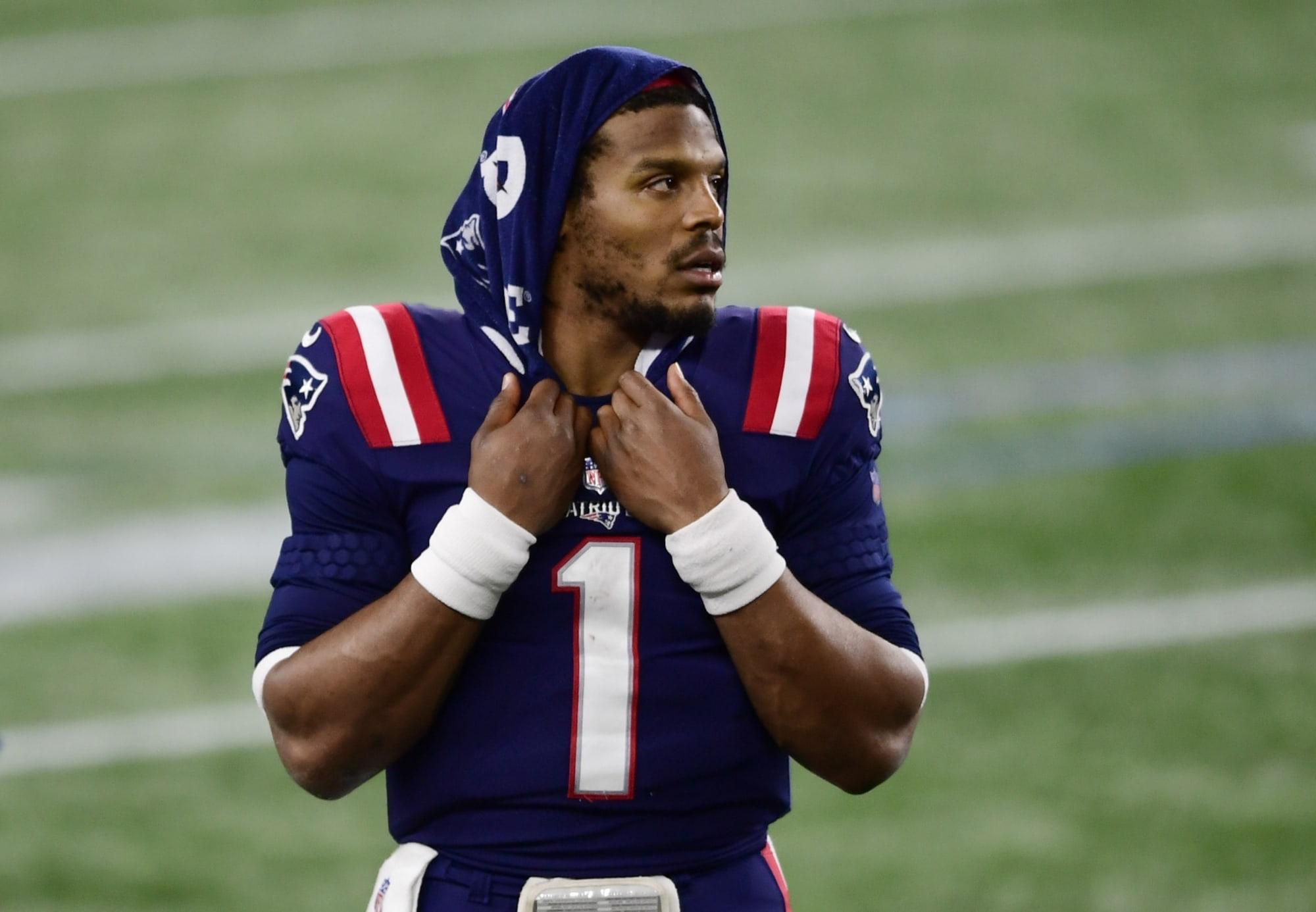 Patriots Release Cam Newton