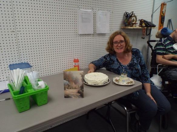 Happy Birthday Rachel! Amy says she hopes you have many more!