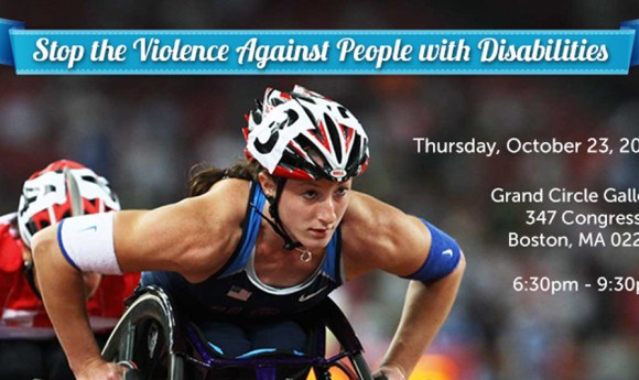 Stop Violence Against People with Dissabilities