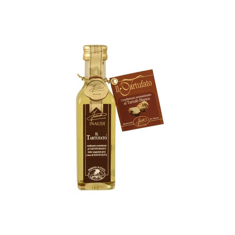 huile condiment a la truffe blanche