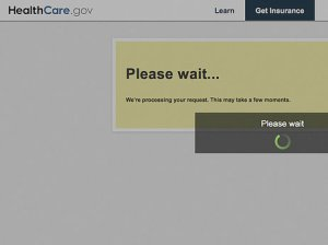 The Obamacare Tech Mess? It's A Familiar Government Story