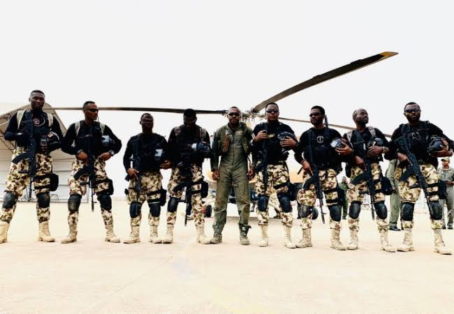 Eagle Wings Nigerian Airforce Movie
