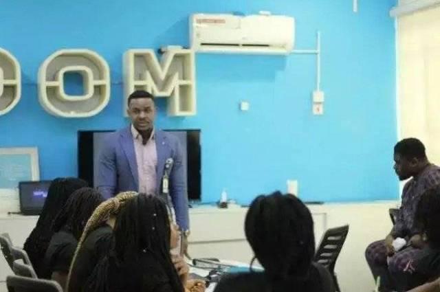 Ini Edo empowers young women