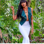 Actress Yvonne Nelson Goes Braless, Shows Off $exy Figure In New Photo