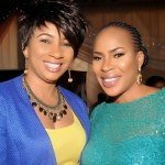 Photos: Nollywood Actresses Fathia Balogun and Ibinabo Fiberesima grace The Amazon TV show with their presence on AIT