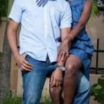 Nigerian actor Kalu Ikeagwu and fiancé dazzle in new pre-wedding photos