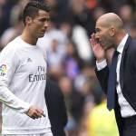 Ronaldo Describes Zidane as Best Coach for Madrid