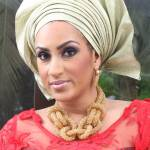 Ladies Will you be Happy to Rock this Juliet Ibrahim's Dress