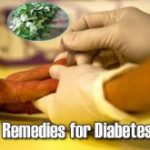 Home Remedies for Diabetes Treatment at Home