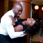 Nollywood actor, Seun Akindele set to wed, releases pre-wedding photos