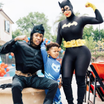 Wiz Khalifa and Amber Rose celebrate their son's birthday together