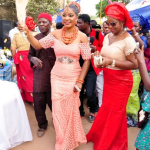 Photos from Prince Iyke Olisa and Anyanwu Sylvia's wedding