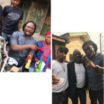 Daddy Showkey serves as a mediator between African China & the Policeman who threatened to shoot him