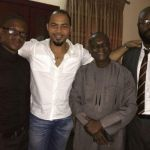 Living in Bondage reloaded! Ramsey Nouah& Charles Okpaleke join forces to remake Nollywood classic
