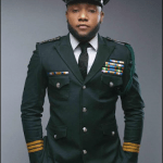 Kcee looking all dapper in new photoshoot