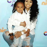 Blac Chyna and her son stun at the Kids Choice Awards