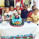 Paul Okoye's first son, Andre celebrates 4th birthday in the U.S (photos)