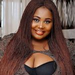 Busty Actress Adaora Ukoh Releases New Photos To Mark Her Birthday