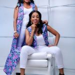 Nollywood twin sisters, Tracy & Treasure, dazzle in new photo
