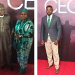 Photos from Kunle Afolayan's CEO Premiere… Lai Mohammed, Desmond Elliot, AY, others present